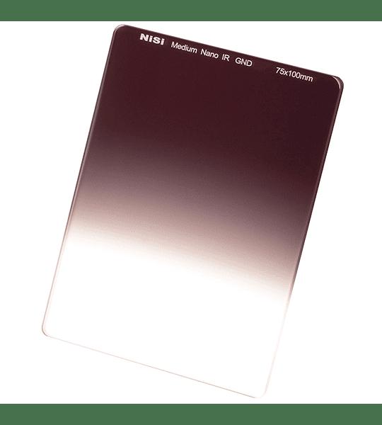 Filtro NiSi PRO Nano Medium IR GND8 (0,9) 3 pasos 75mm