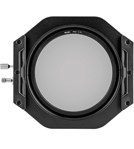 Portafiltros Profesional NiSi 100mm V6 con Polarizador