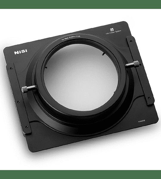 Portafiltros NiSi 150mm Para Nikon AF-S NIKKOR 14-24mm f/2.8G ED