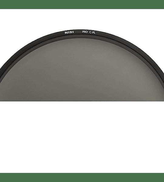 Portafiltros Profesional NiSi 150mm S5 con Polarizador para Nikon 14-24