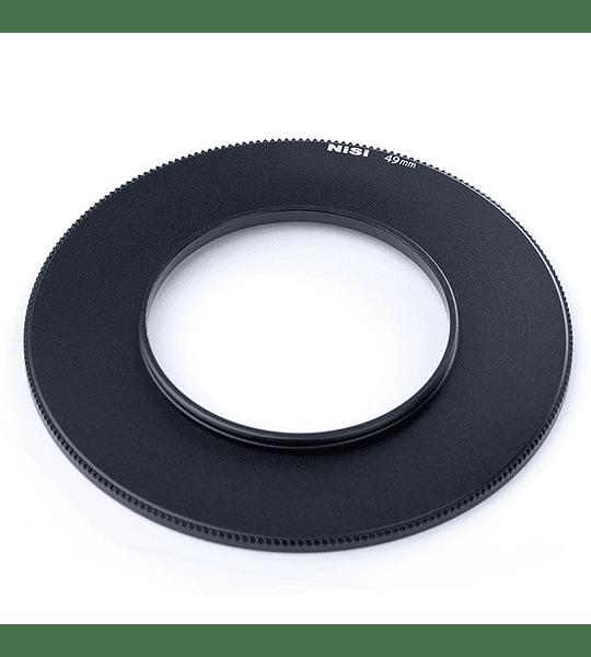 Anillo Adaptador NiSi para Portafiltros NiSi V5 PRO y V6 (Varios tamaños)