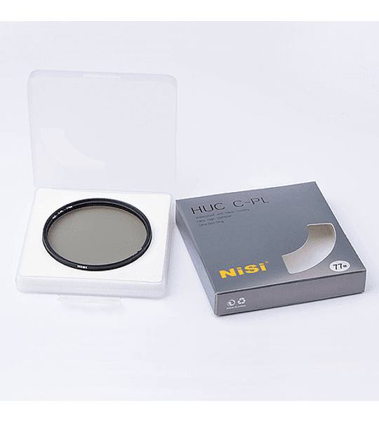 Filtro NiSi PRO Nano HUC Polarizador (Varios tamaños)