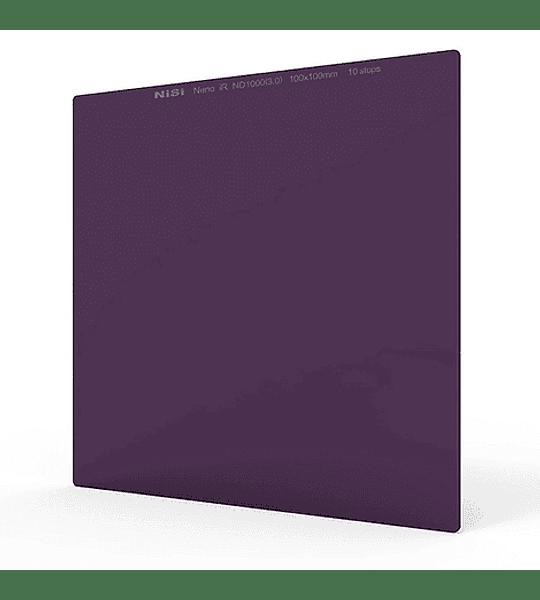Filtro NiSi ND1000 IR (10 Pasos) 150mm