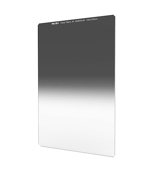 Filtro NiSi PRO Nano Hard IR GND8 (0,9) 3 pasos 100mm