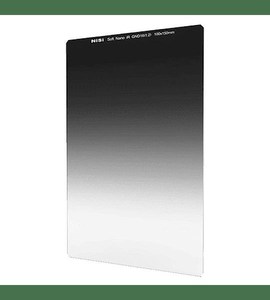 Filtro NiSi PRO Nano Soft IR GND16 (1,2) 4 pasos 100mm