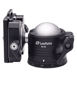 Cabezal Rótula Bola EB-36 Leofoto