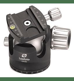 Cabezal Rótula Bola LH-55 Leofoto