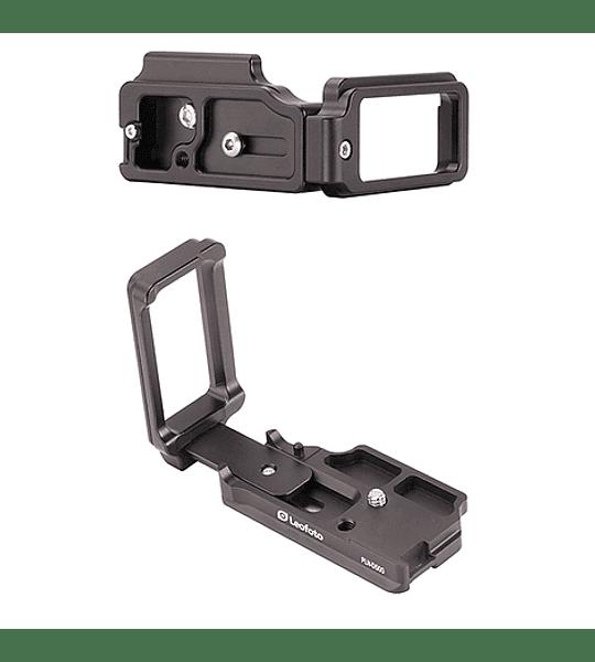 L-Plate Leofoto para Nikon D500