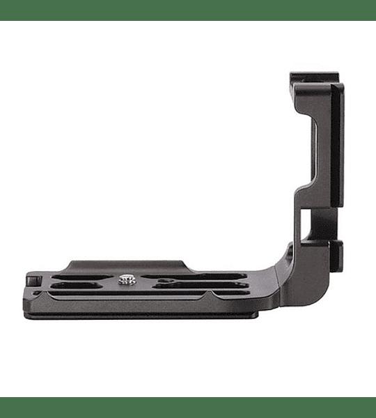 L-Plate Leofoto para Nikon D850