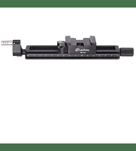 Riel para Macro MP-150 Leofoto