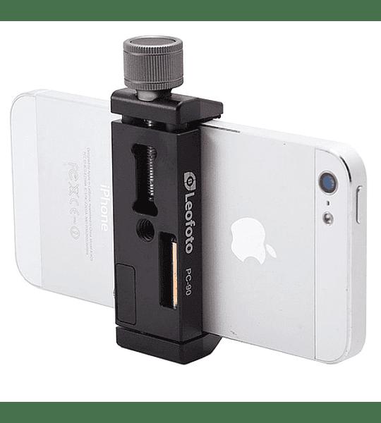 Soporte Teléfono Leofoto PC-90 II