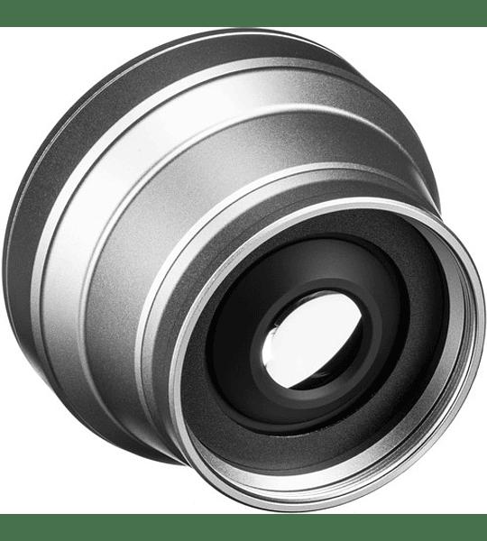 Fujifilm lentilla TLC para X100 II silver