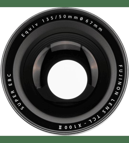 Fujifilm lentilla TLC para X100 II