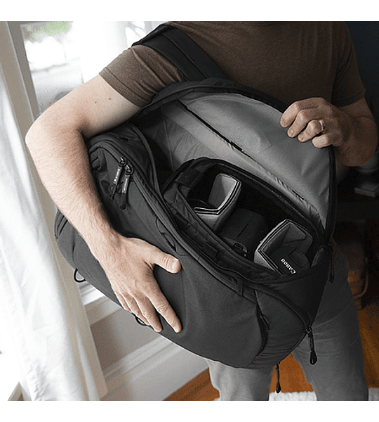 Bolso Peak Design Camera Cube para Travel Backpack Medium