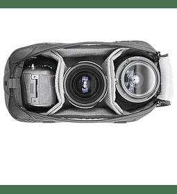 Bolso Peak Design Camera Cube para Travel Backpack Small