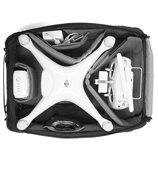 Bolso Peak Design Camera Cube para Travel Backpack Small