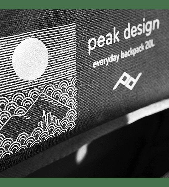 Mochila Peak Design Everyday 20L v2 Negro