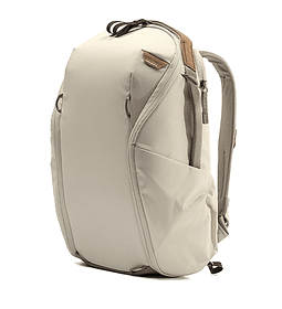 Mochila Peak Design Everyday Zip 15L Hueso