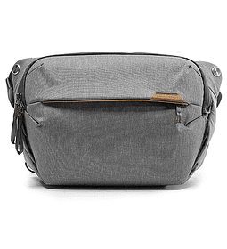 Bolso Peak Design Everyday Sling 10L v2 Gris Claro