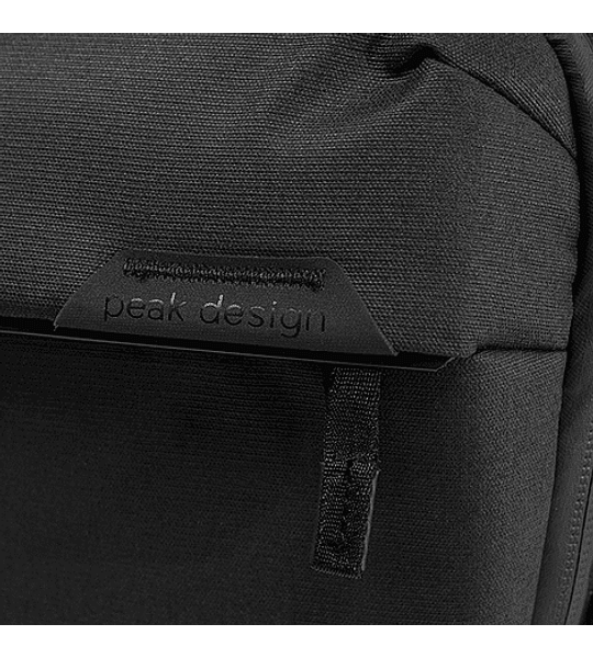 Bolso Peak Design Everyday Sling 10L v2 Negro