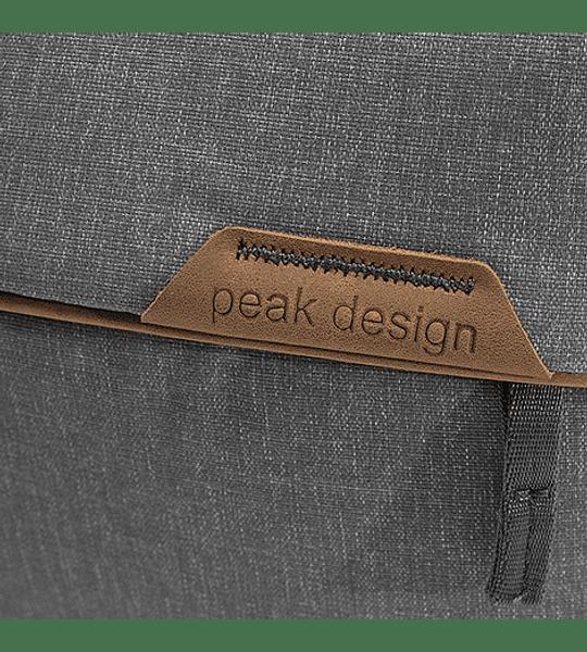 Bolso Peak Design Everyday Sling 3L v2 Gris Claro