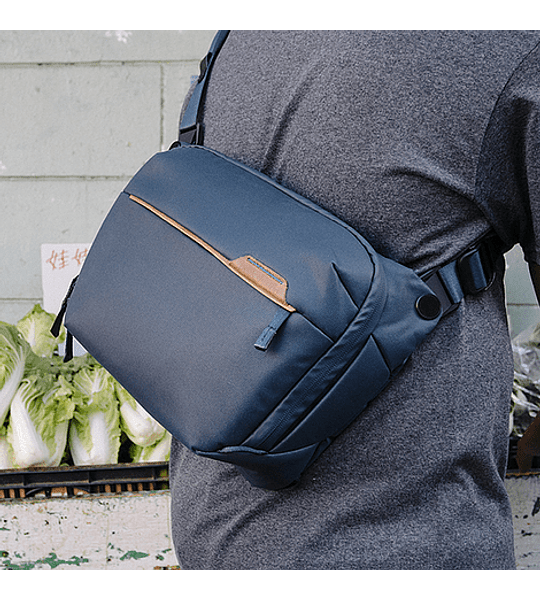 Bolso Peak Design Everyday Sling 6L v2 Azul
