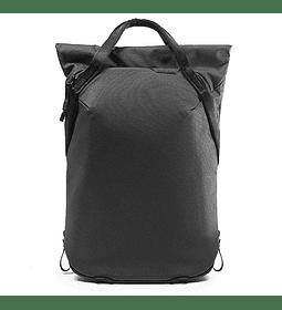 Mochila Peak Design Totepack 20L Negro
