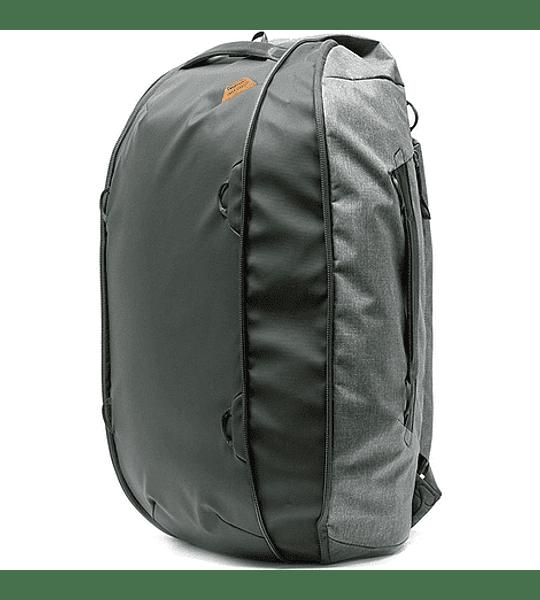 Bolso Peak Design Duffelpack 65L Gris Verde