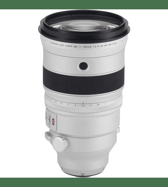 XF 200mm f2.0 R LM OIS WR  +  XF 1.4xTC