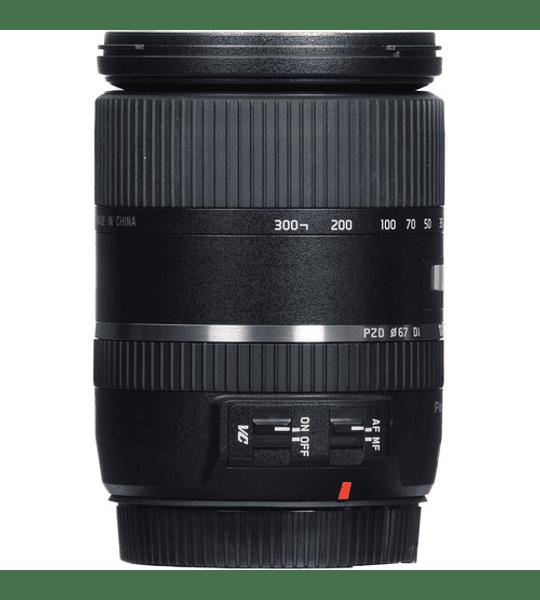 Tamron Lente 28-300MM F/3,5-6,3 Di VC PZD para Canon/Nikon