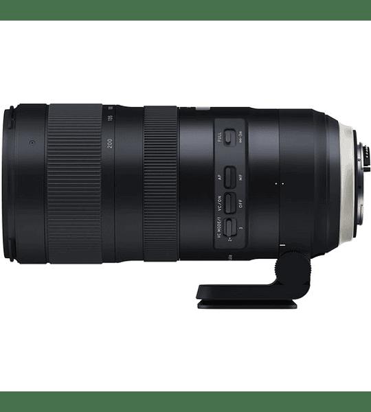 Tamron Lente SP 70-200mm f/2,8 Di VC USD G2 para Canon/Nikon