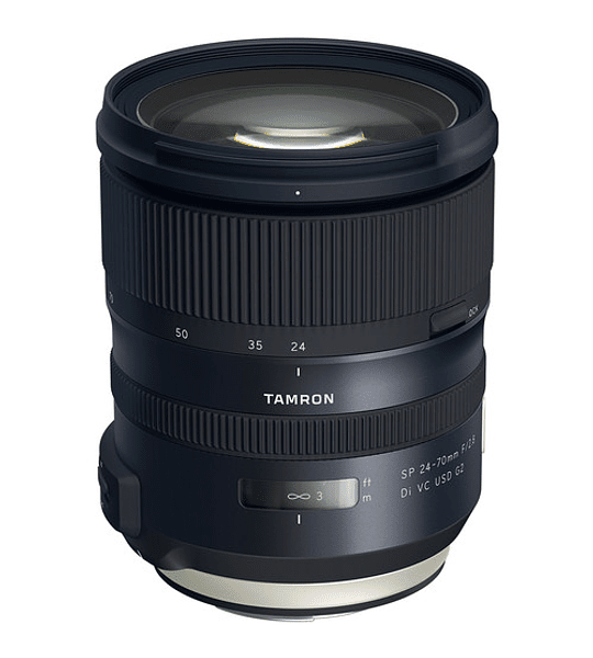 Tamron Lente SP 24-70MM F/2.8 Di VC USd G2 para Canon/Nikon