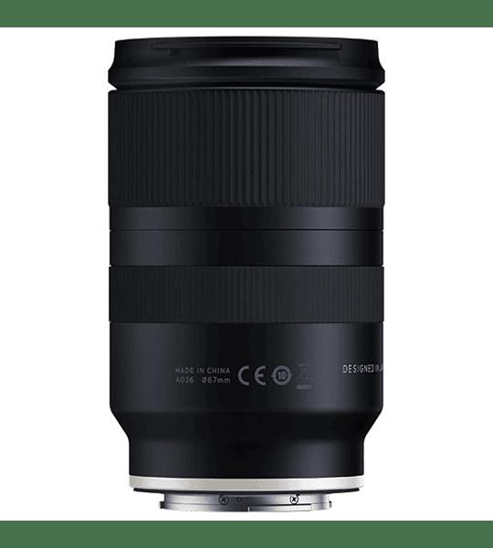 Tamron Lente 28-75mm f/2.8 Di III RXD para Sony FE