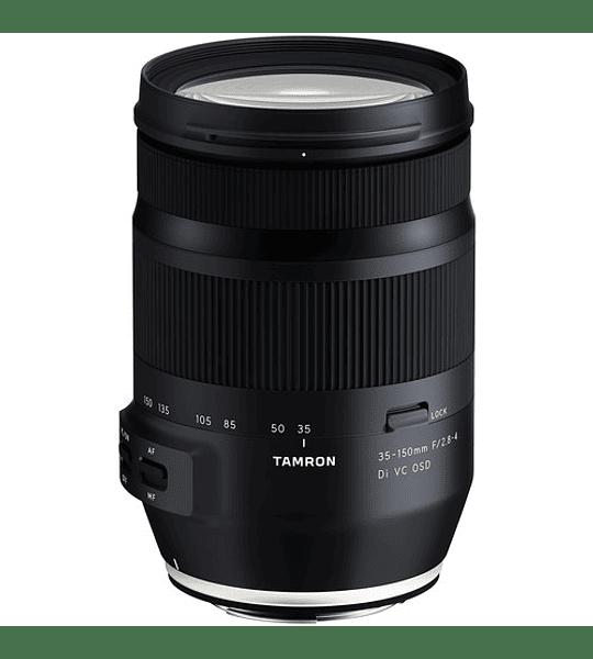 Tamron 35-150mm F/2.8-4 Di VC OSD  Canon/Nikon
