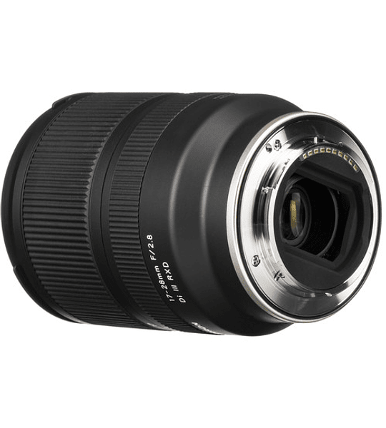 Tamron 17-28mm. F/2,8 Di III para Sony FE