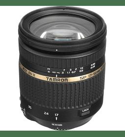 Tamron Lente SP AF17-50mm F/2.8 XR Di II VC LD Aspherical (IF) para Canon/Nikon