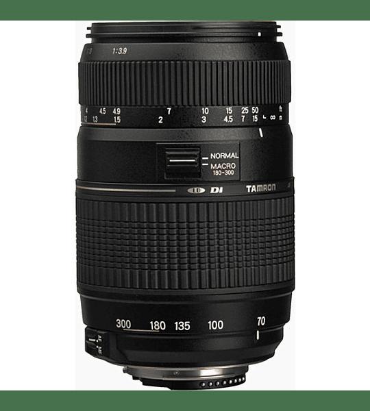 Tamron Lente AF70-300mm F/4-5.6 para Canon/Nikon