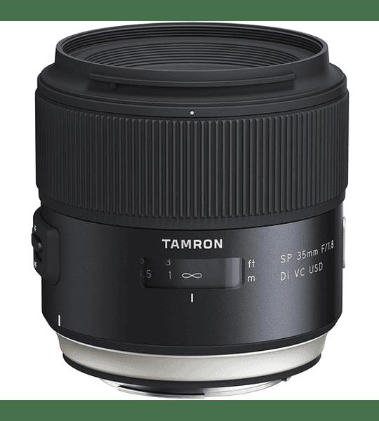 Tamron Lente SP 35MM F/1,8 para Canon/Nikon