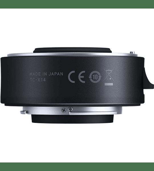 Tamron TeleConverter 1,4X para lentes A022 SP 150-600 G2, A025, A034 y A035 para Canon/Nikon
