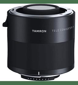 Tamron TeleConverter 2,0X para lente A022 SP 150-600 G2, A025, A034 y A035 Canon/Nikon