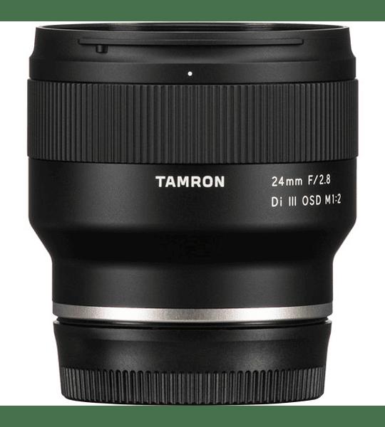Tamron 24 mm f2.8  1/2 Macro  D-III Sony FE