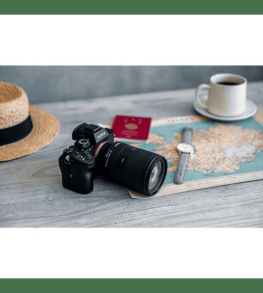 Tamron 28-200mm f/2.8-5.6 Di III RXD para Sony FE