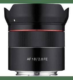 Rokinon AF 18mm f2.8 FE
