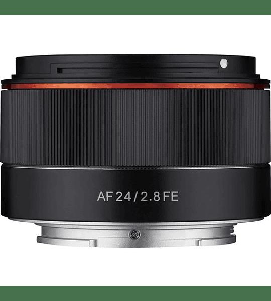 Rokinon AF 24mm f2.8 FE