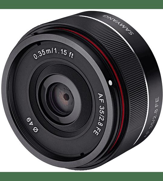 Rokinon AF 35mm f2.8 FE