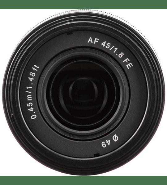Rokinon AF 45mm f1.8 FE