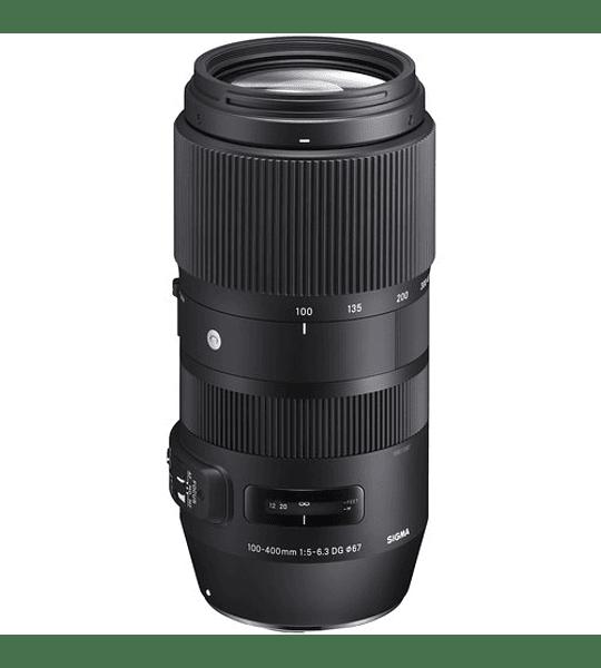 Sigma 100-400mm F5-6.3 CONT. DG OS HSM