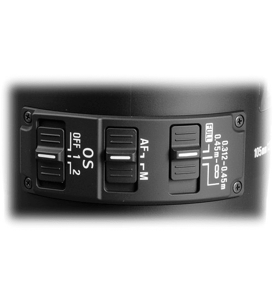 Sigma 105mm F2.8 EX DG MACRO OS HSM