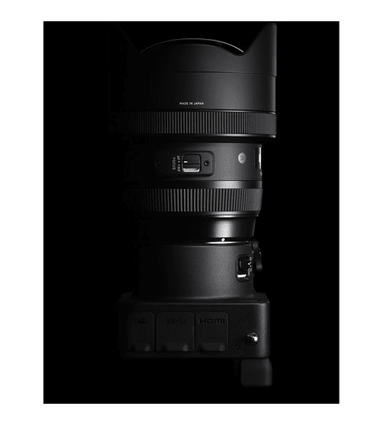 Sigma 12-24mm F.4 ART DG HSM