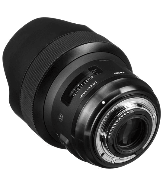 Sigma 14mm F1.8 ART DG HSM